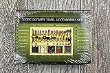 SE RA9110 100-Piece Rotary Tool Accessory Kit