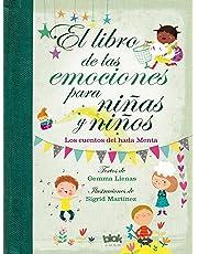 El libro de las emociones para niñas y niños: Los cuentos del Hada Menta