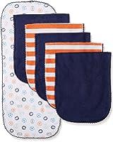 Gerber Baby-Boys Newborn 6 Pack Terry Burp Cloths
