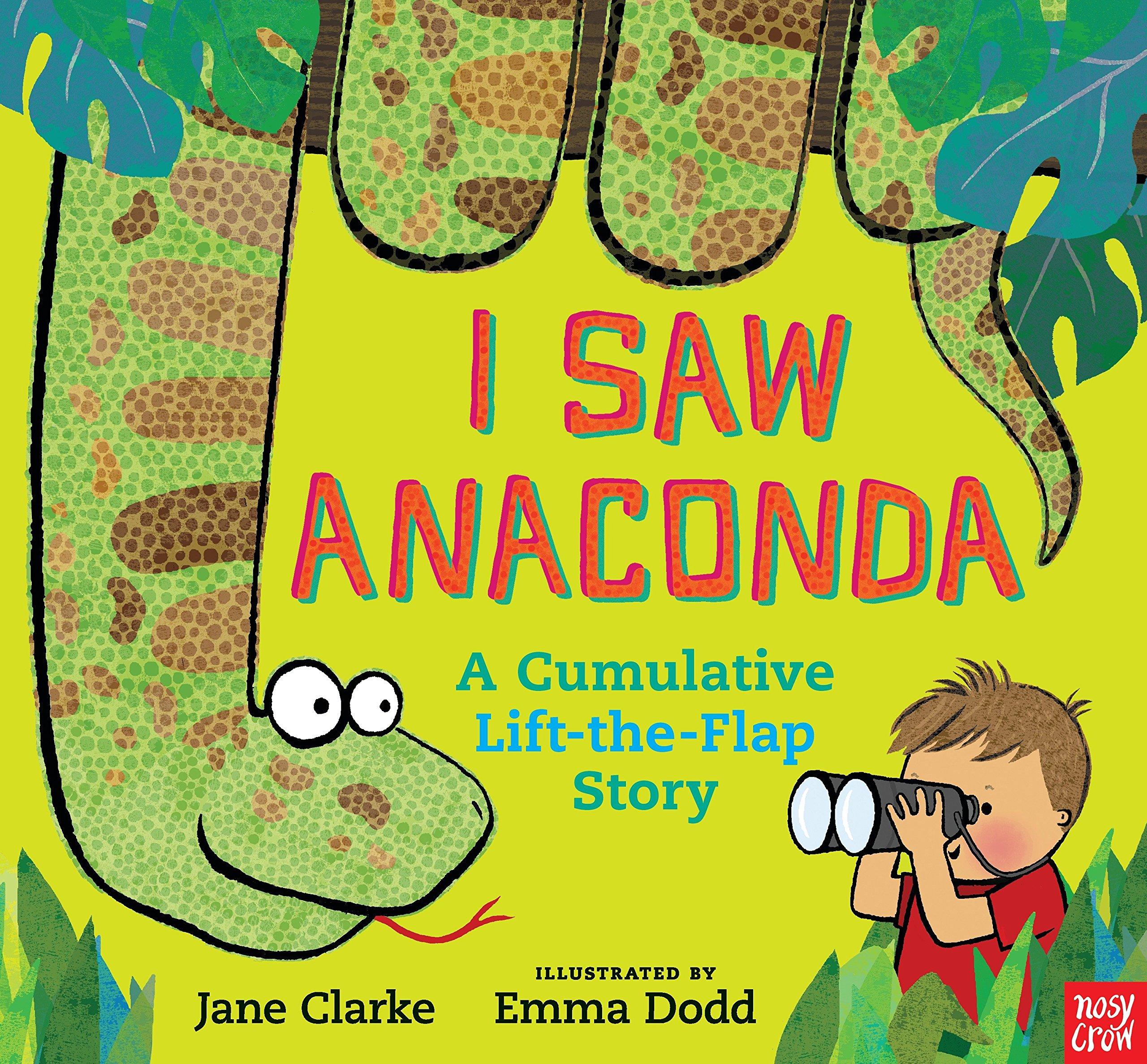 I Saw Anaconda