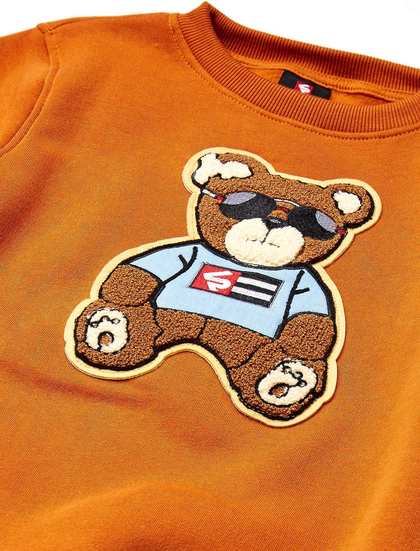 Southpole Kids Boys Big Fleece Crewneck Sweatshirt