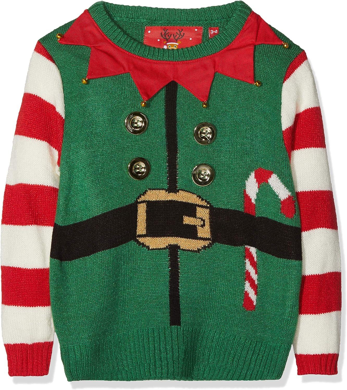 The Christmas Workshop Jersey para Ni/ños