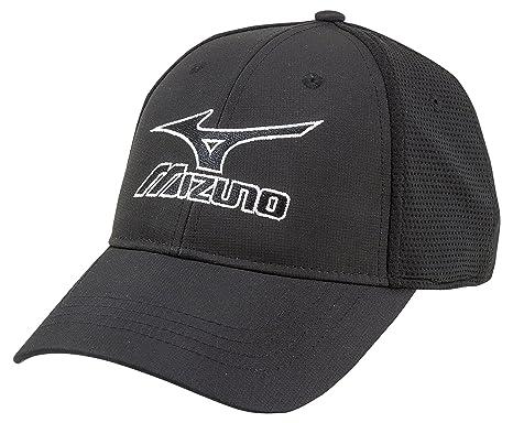 Amazon.com   Mizuno 2018 Tour Fitted Cap Hat   Sports   Outdoors 16d72886c54