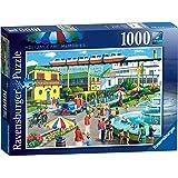 Ravensburger Holiday Camp Memories 1000pc Jigsaw Puzzle