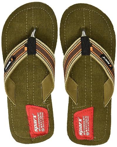 f7245896b Sparx Men s Denim Flip-Flops and House Slippers  Buy Online at Low ...