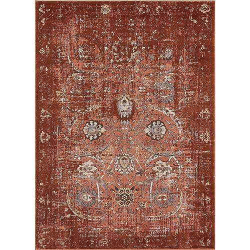 Red Oriental Rugs Amazon Com
