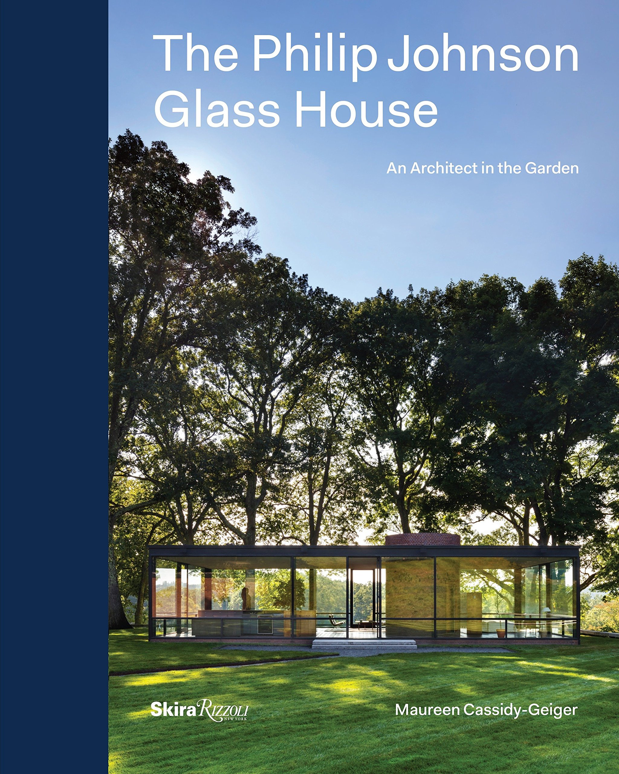 The Philip Johnson Glass House An Architect In The Garden