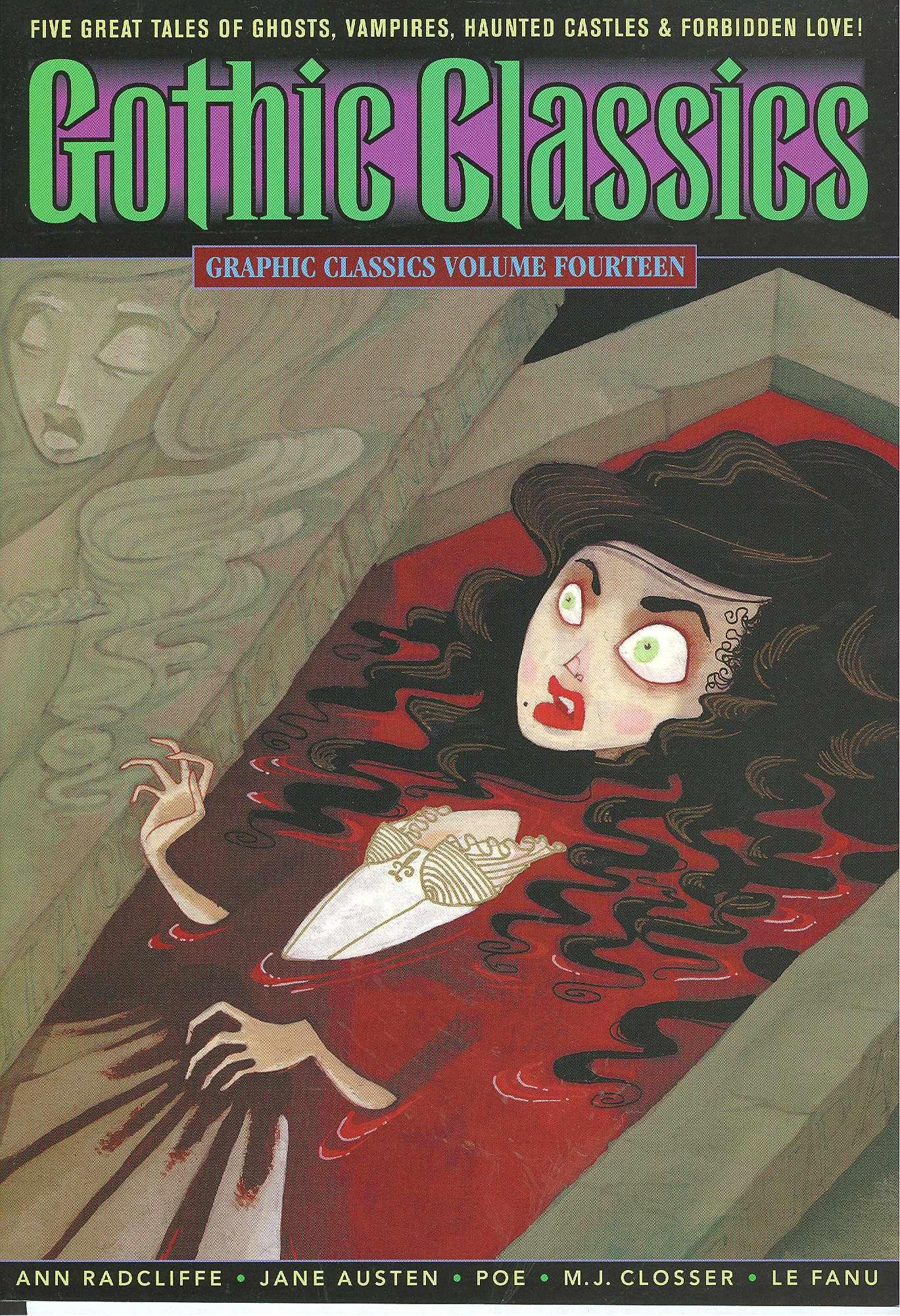 Gothic Classics: Graphic Classics Volume 14 PDF