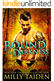 Bound in Darkness: Paranormal BBW Shapeshifter Dragon Romance (Drachen Mates Book 2)