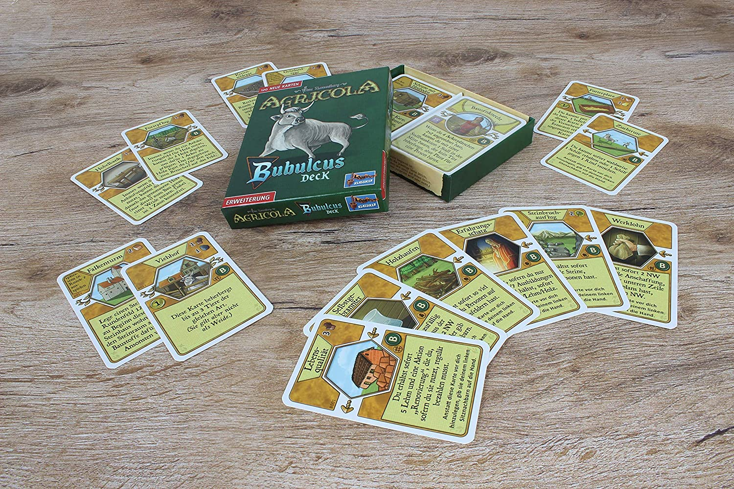 Agricola ARTIFEX Carte Expansion
