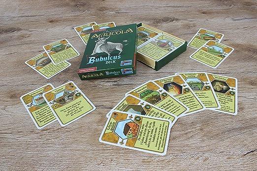 Lookout Games Agricola Juego de Tablero: Amazon.es: Juguetes y juegos