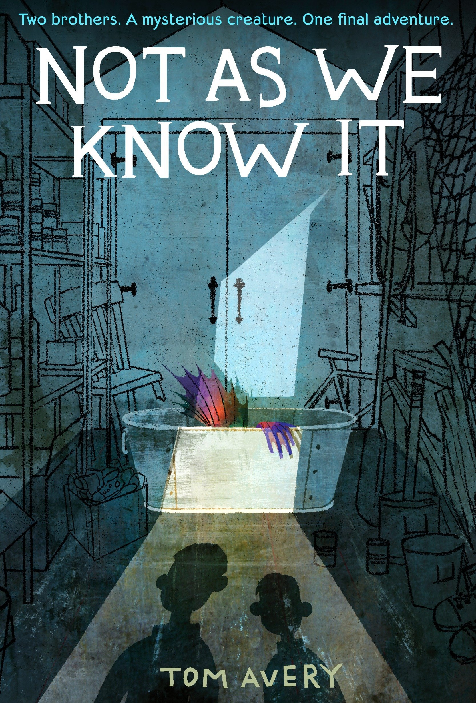 Image result for Not as we know it book