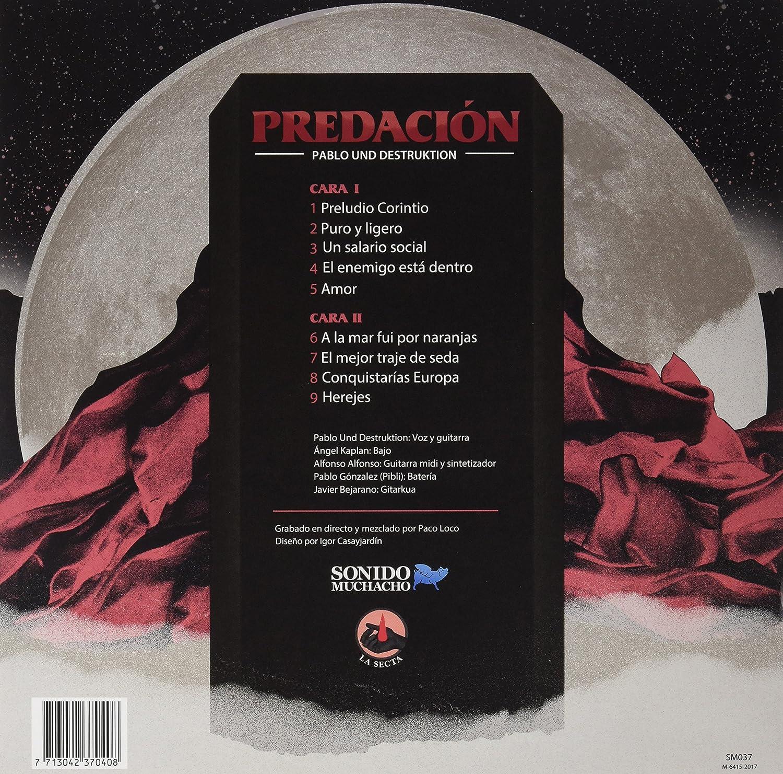 Predación : Pablo Und destruktion: Amazon.es: Música