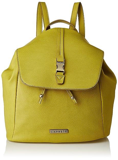 Caprese Bruno Women s Shoulder Bag (Lime)  Amazon.in  Shoes   Handbags 34d54f55b