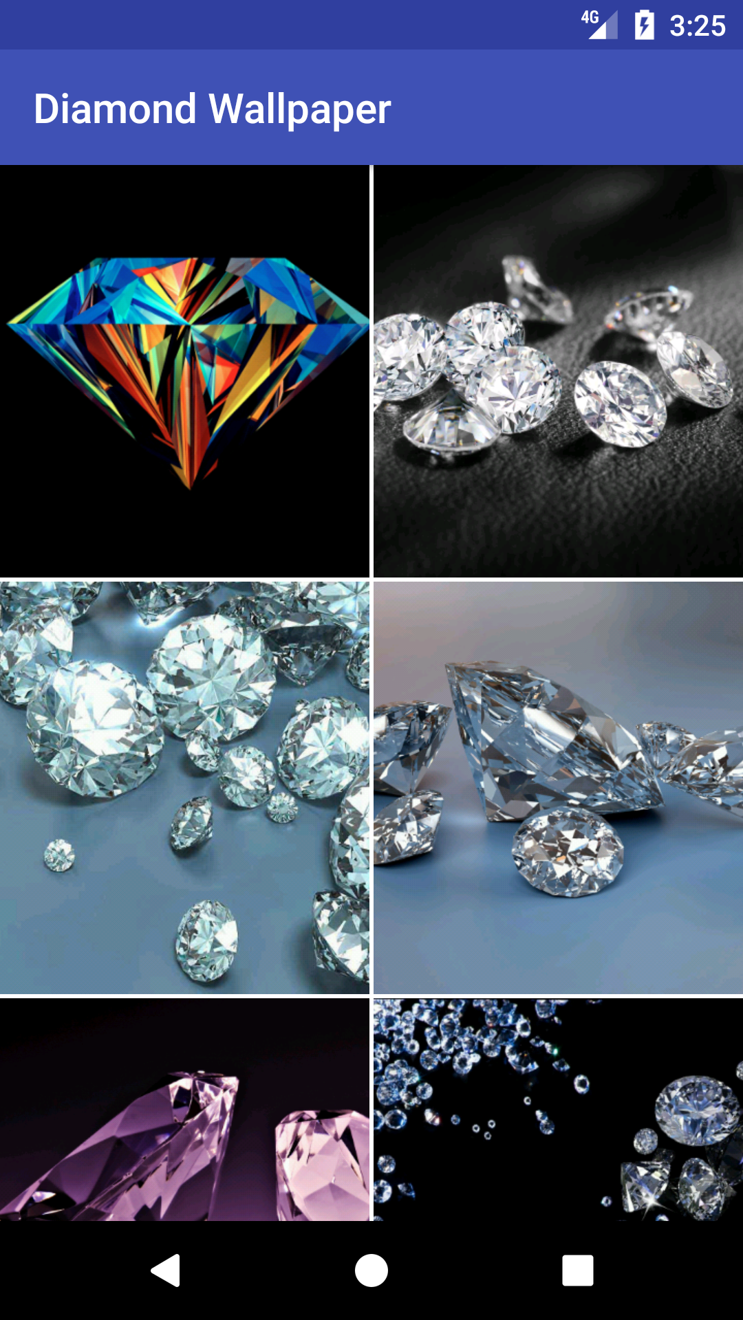 Amazon Diamond Wallpaper HD Free Appstore For Android