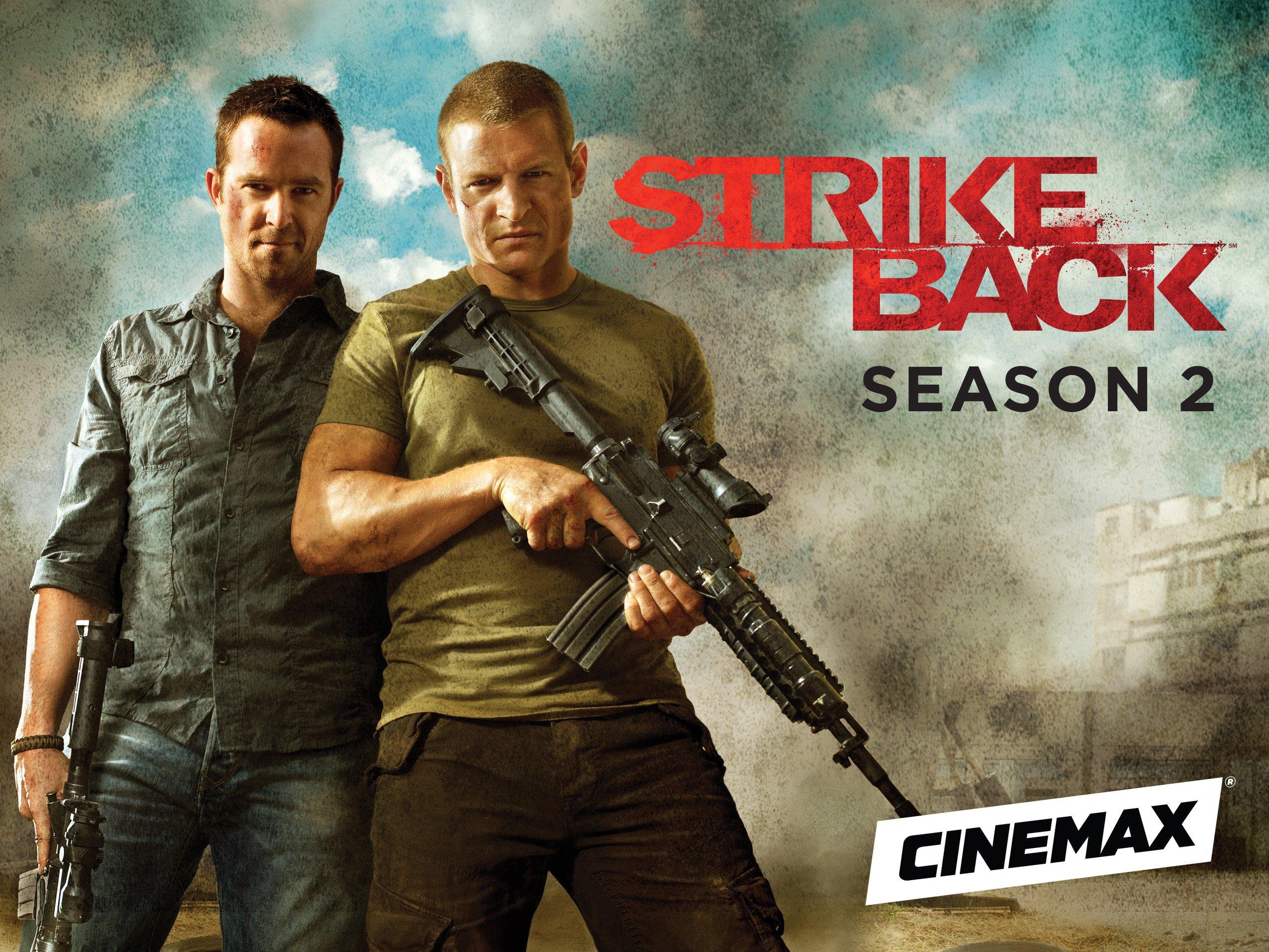 strike back season 6 episode 4 streaming