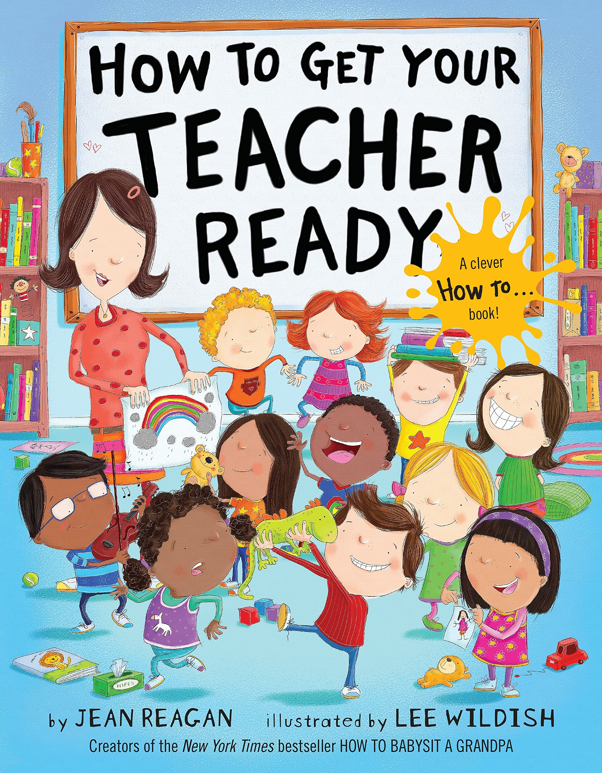 Image result for how to get your teacher ready book