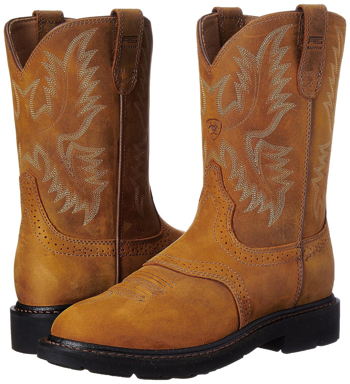 b6741d3a240 Ariat Men's Sierra Saddle Work Boot