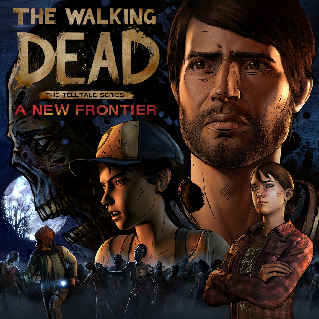 Amazon com: The Walking Dead: A New Frontier [Steam download