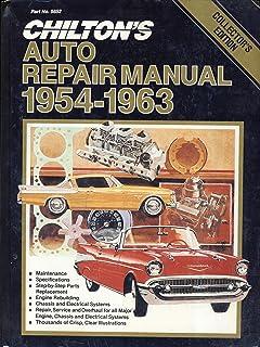 chilton s auto repair manual 1940 1953 collector s edition chilton rh amazon com chilton auto manuals 99 corolla chilton auto manuals free download