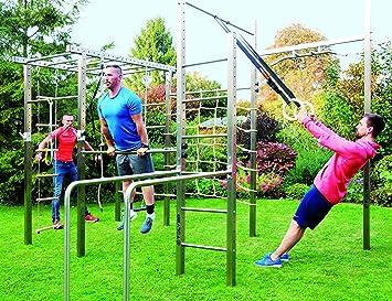 Klettergerüst Niro Sport : Turngerät spielgerät kletterturm spielturm universell für familie