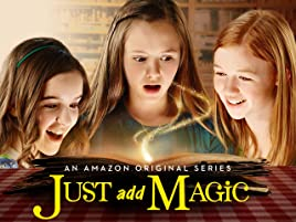 Amazon com: Watch Just Add Magic - Season 101   Prime Video