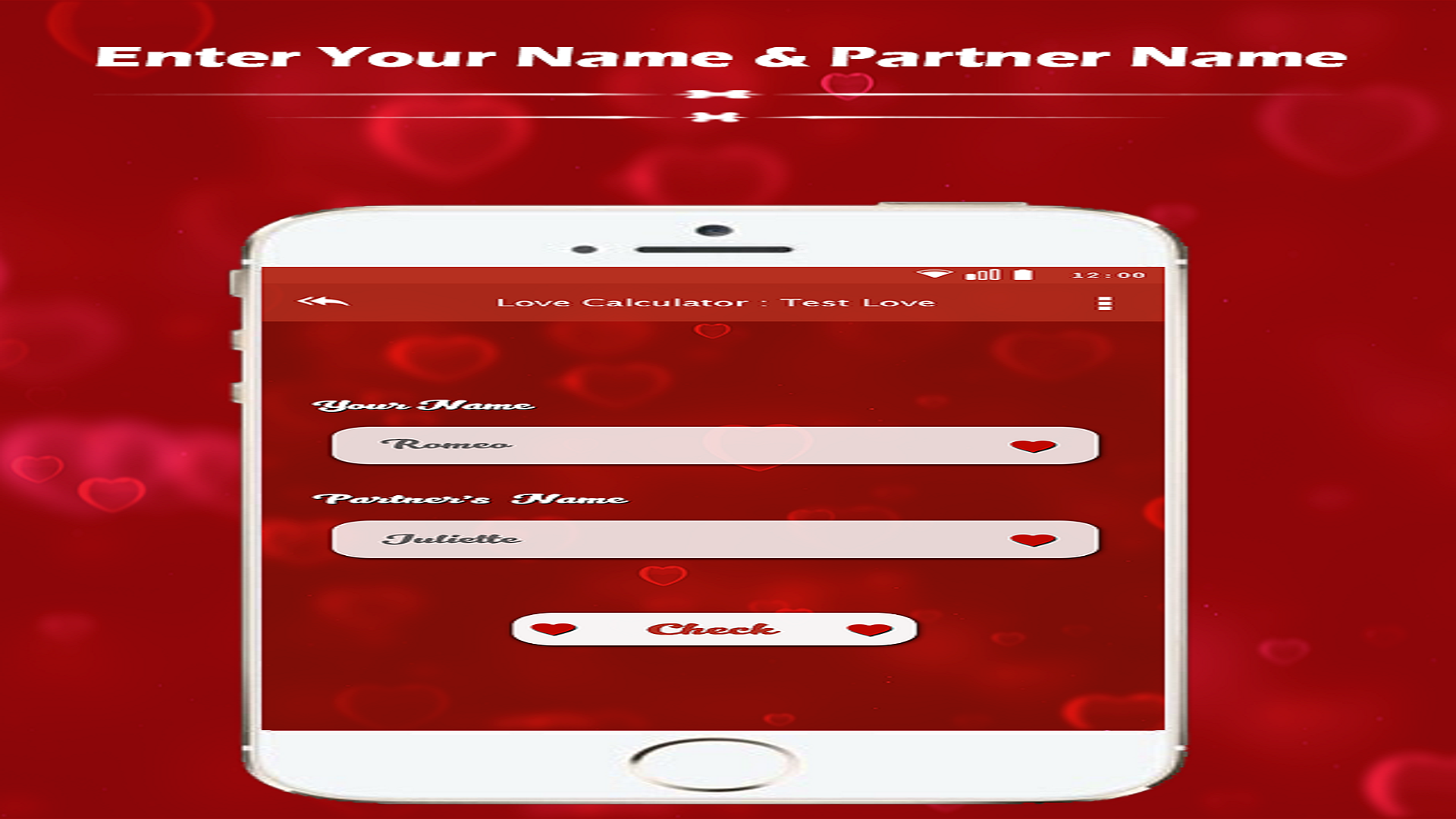 Amazon.com: Love Calculator : Test Love: Appstore for Android