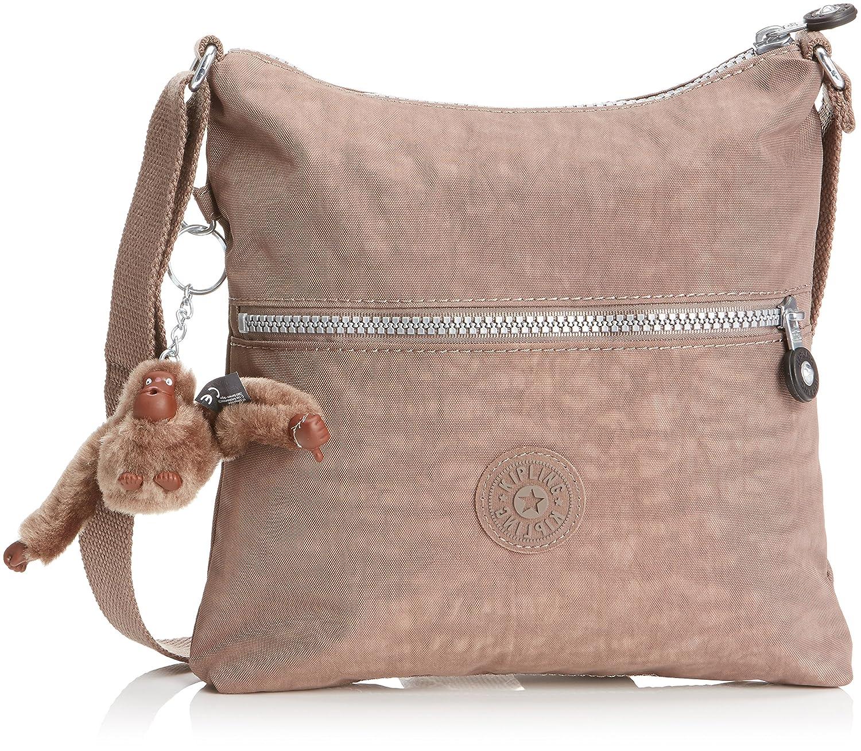 Zamor Womens Kipling Shoulder Bag co uk B Monkey BrownAmazon wXZOPkiuT