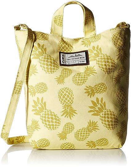 KAVU Washougal mochila de la mujer, mujer, color Pineapple Sun, tamaño talla única