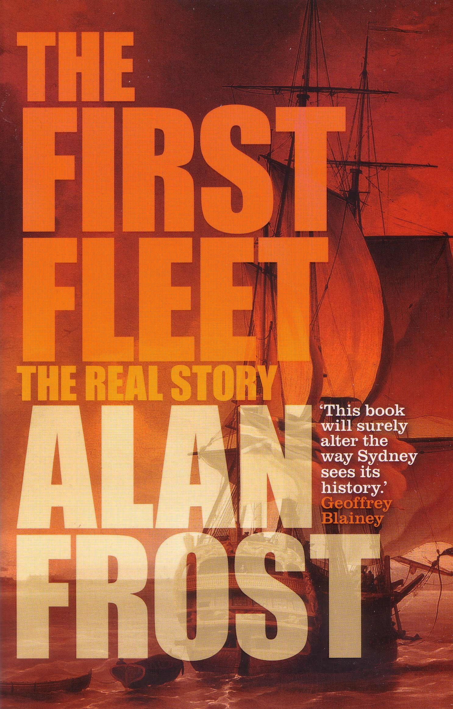 Download The First Fleet: The Real Story PDF