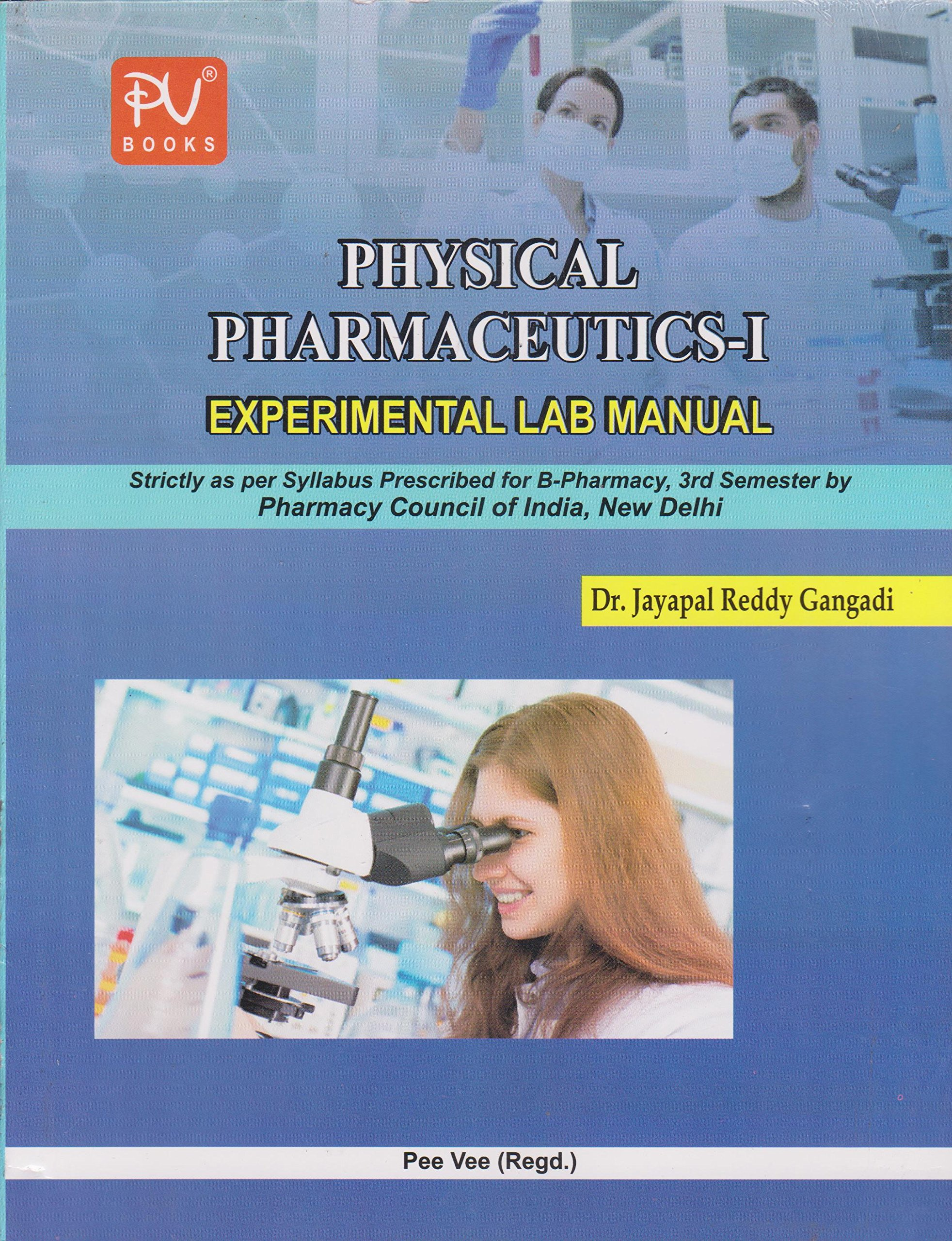 amazon in buy physical pharmaceutics i experimental lab manual book rh amazon in Nursing Lab Lab Manual Fossils