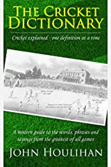 The Cricket Dictionary Kindle Edition