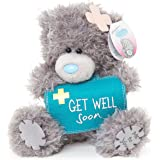 "Me to You Tatty Teddy Get Well Soon Bear Gift 5"" New G01W4076"