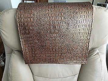 Amazon.com: Sillón reclinable Pad Chair Cover reposacabezas ...