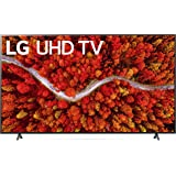 """LG 87 Series 86"""" Alexa Built-in, 4K UHD Smart TV, Native 120Hz Refresh Rate, Dolby Cinema, LG webOS with Magic Remote (86UP87"""