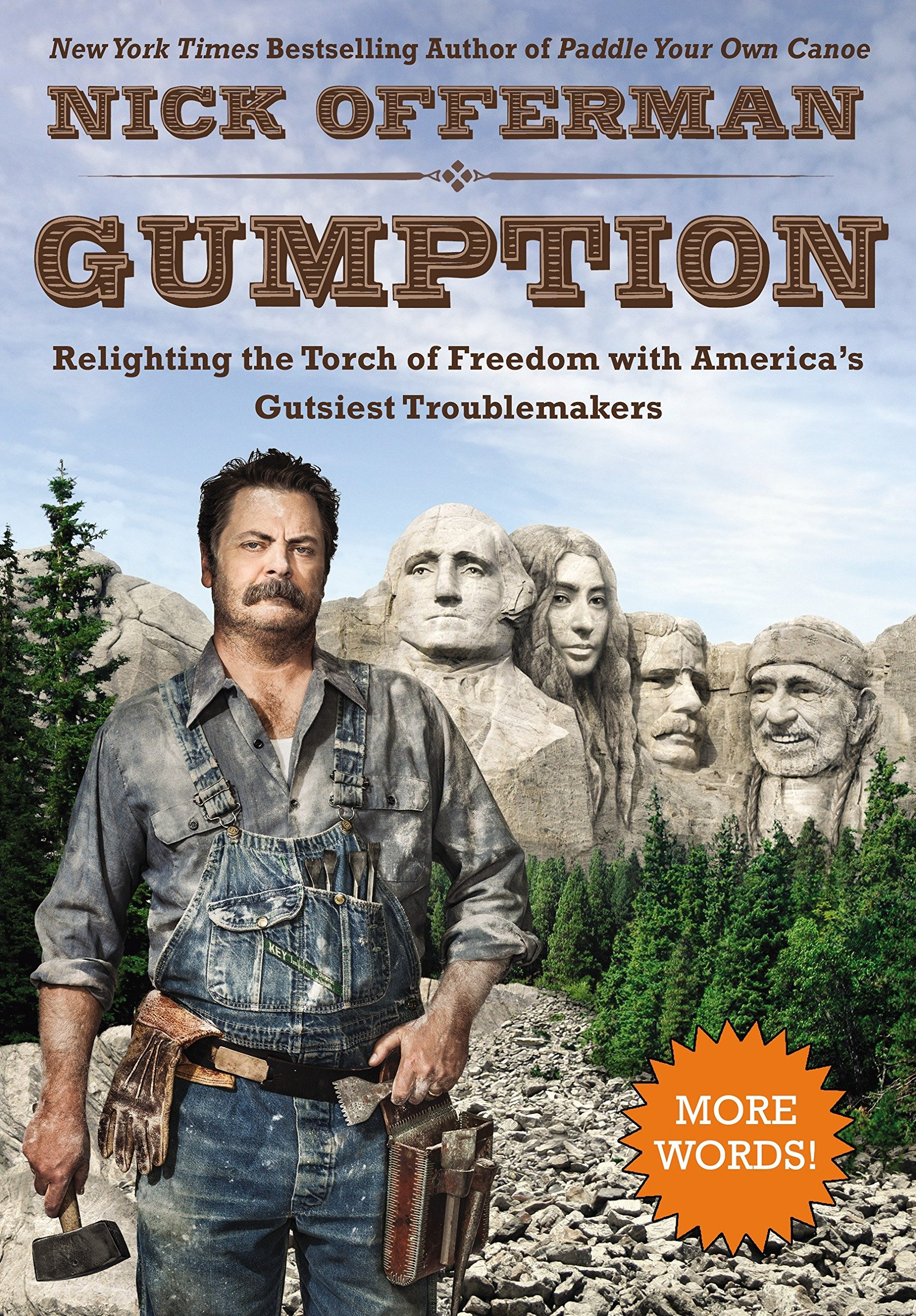 Download Gumption: Relighting the Torch of Freedom with America's Gutsiest Troublemakers PDF
