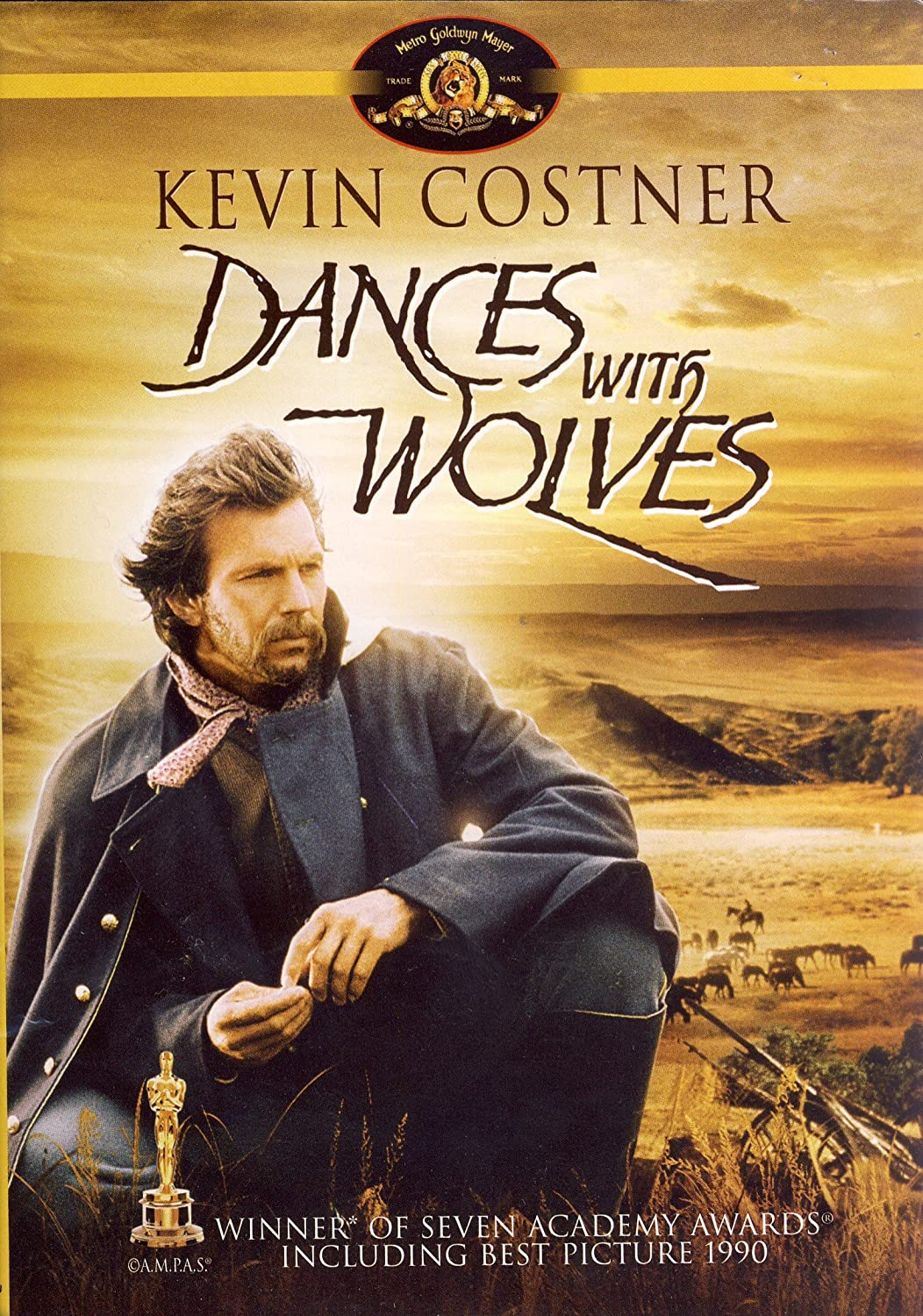 amazon com dances with wolves full screen theatrical edition
