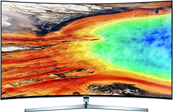 Samsung mu9000 163 cm (65 Pulgadas) Curved televisor (Versión at, Ultra HD, sintonizador Twin, HDR 1000, Smart TV): Amazon.es: Electrónica