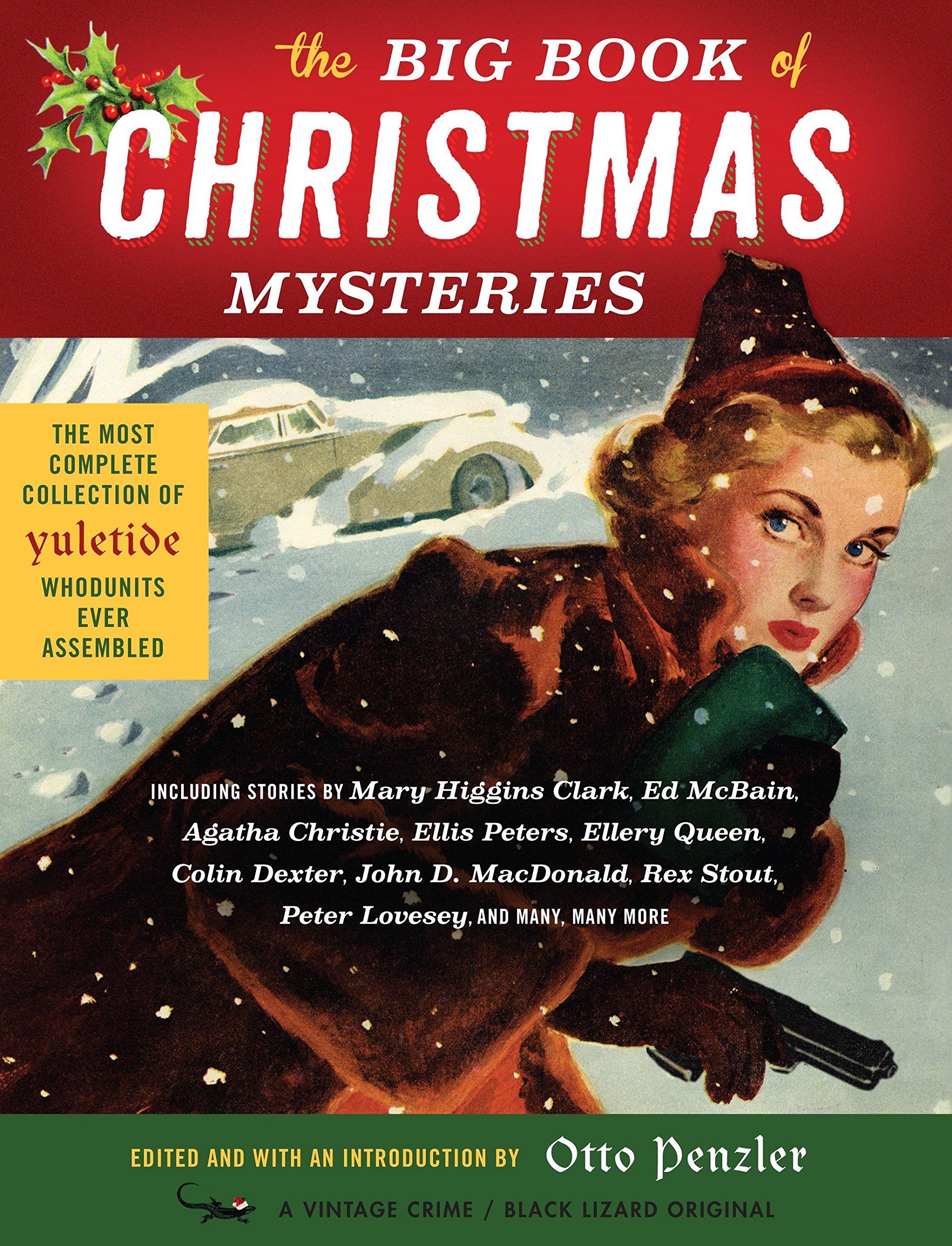 The Big Book of Christmas Mysteries (Vintage Crime/Black Lizard): Penzler, Otto: 9780345802989: Amazon.com: Books