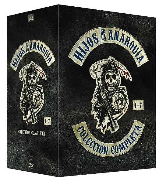 Hijos De La Anarquia Temporada 1-7 [DVD]: Amazon.es: Charlie ...