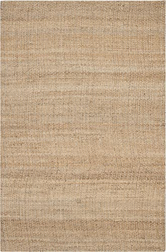 Safavieh Natural Fiber Collection NF452A Natural Sisal Area Rug 4 x 6