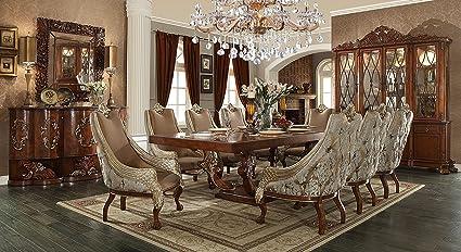 Amazon Com Inland Empire Furniture Jacklyn Formal 9 Piece Dining