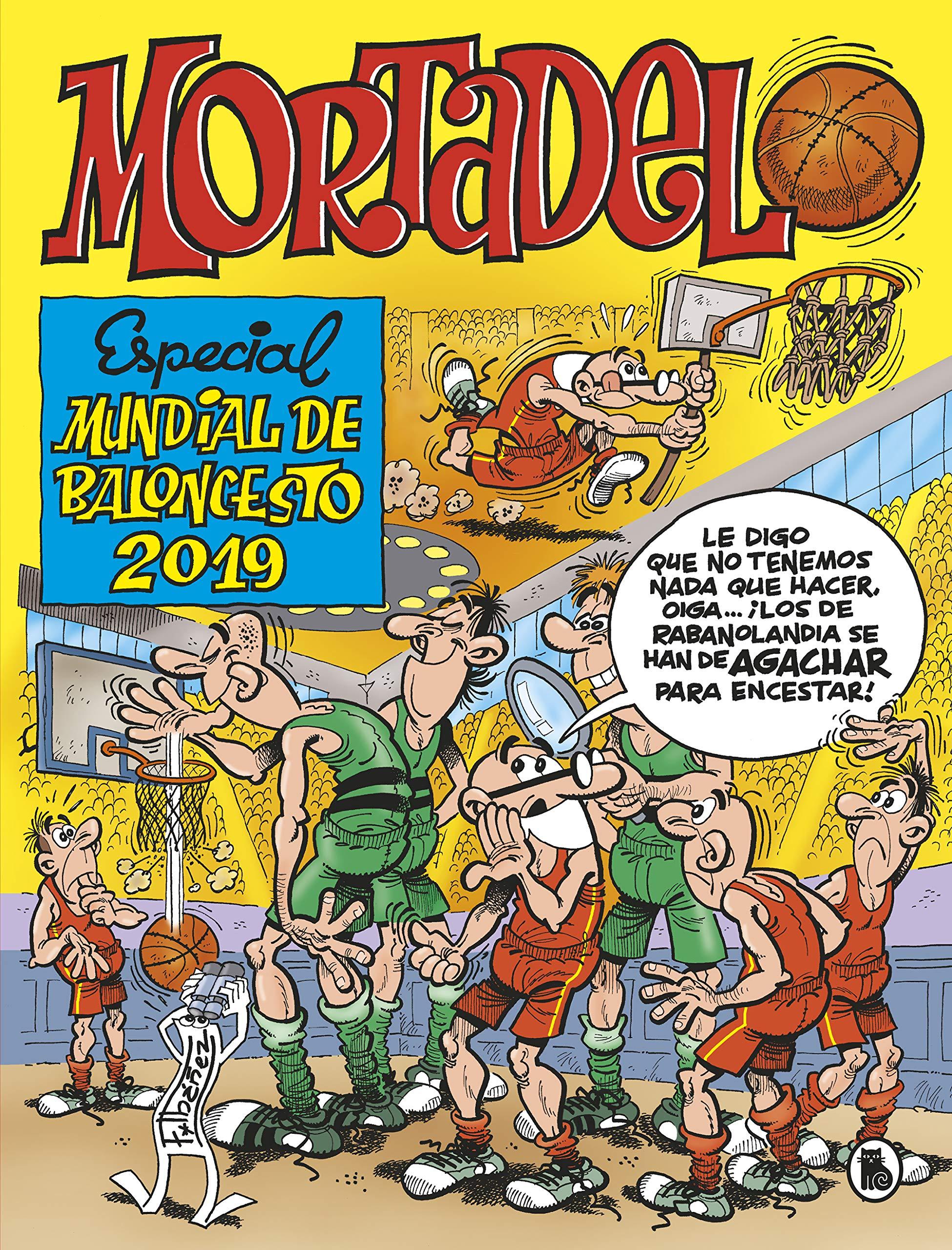 Especial Mundial Baloncesto 2019 (Bruguera Clásica): Amazon.es ...