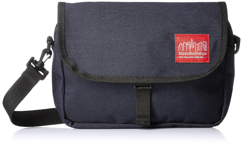 [マンハッタン ポーテージ] ショルダーバッグ 公式 Far Rockaway Bag MP1410 B076JGNV85 ダークネイビー ダークネイビー