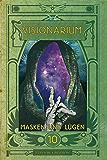VISIONARIUM 10: Masken und Lügen (German Edition)