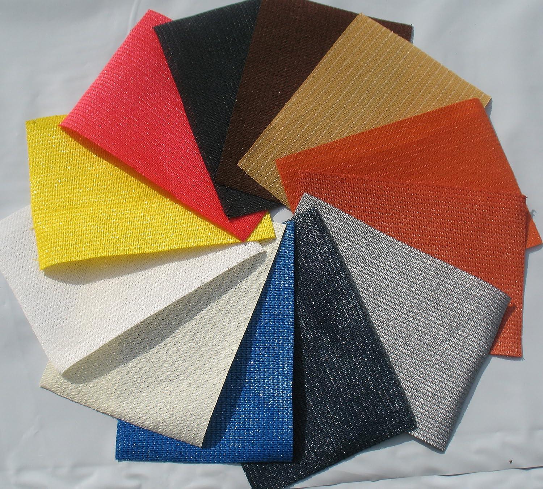 Sichtschutz Windschutz 1,50m x 9,0m Tennisblende 12 Farben Sondergrößen