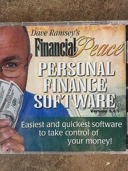 Dave Ramseys Personal Finance Software Version 53