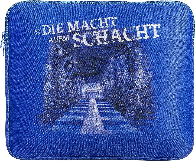 Fc Schalke 04 Laptoptasch Tasche Plus Gratis Aufkleber Forever Gelsenkirchen Sport Freizeit