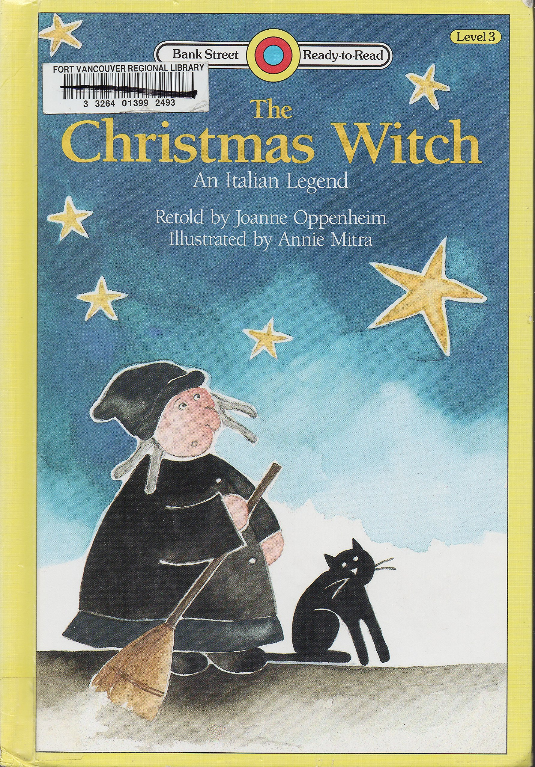 the christmas witch an italian legend bank street ready t0 read annie mitra joanne f oppenheim 9780836816976 amazoncom books - Italian Christmas Witch