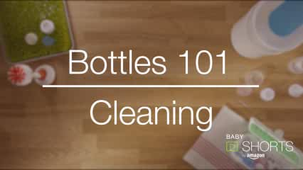Bottles 101: Cleaning